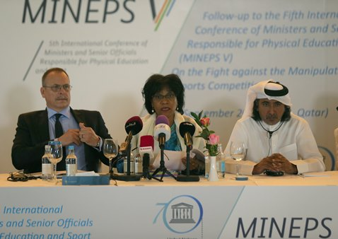 UNESCO-ICSS MINEPS V follow-up