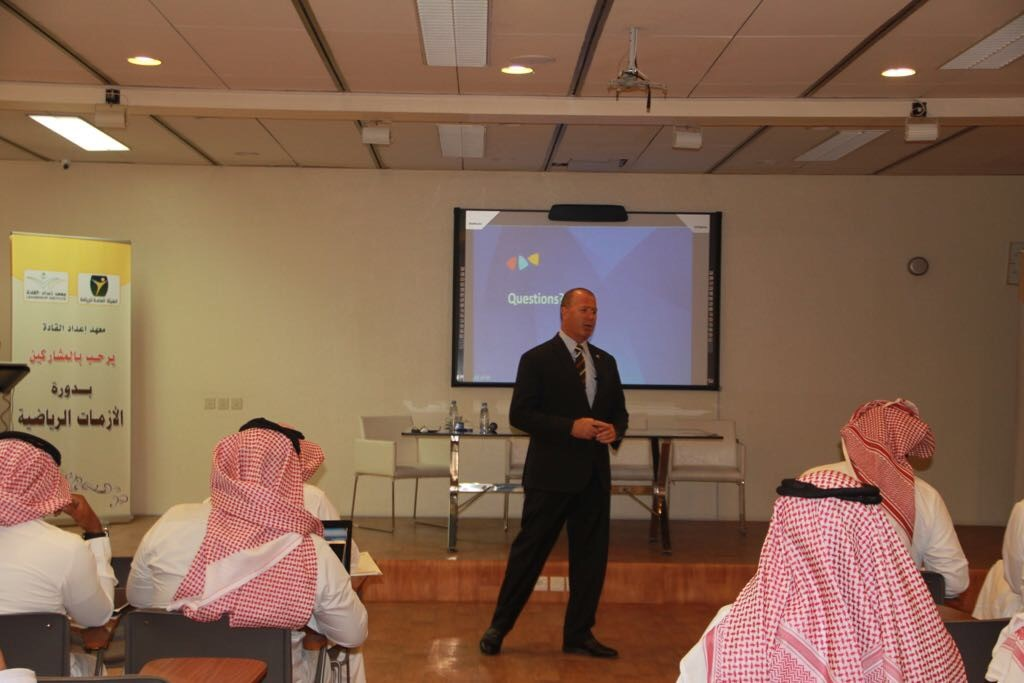 ICSS shares safety and security expertise with Saudi Pro League.