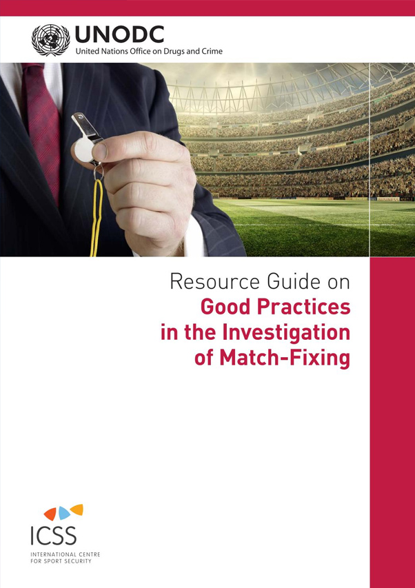 Good Practices in the Investigation of Match Fixing