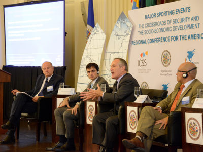 ICSS - OAS Regional Conference