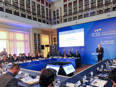 Inter Regional Sports Policy Summit 2015