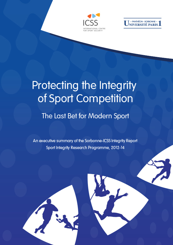 Protecting the Integrity of Sport Competition. The Last Bet for Modern Sport