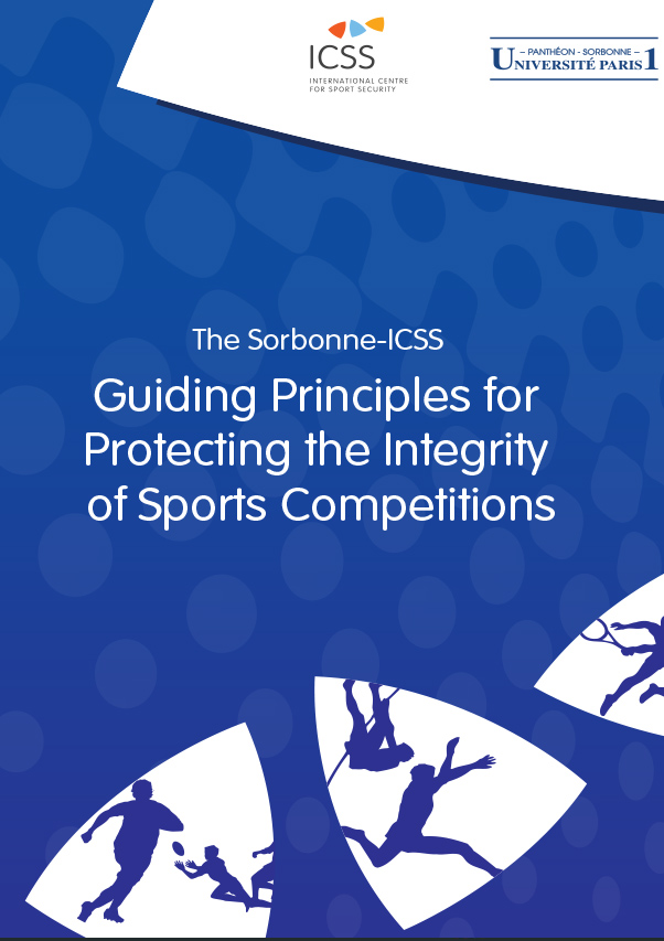 Guiding Principles for Protecting the Integrity of Sports Competitors