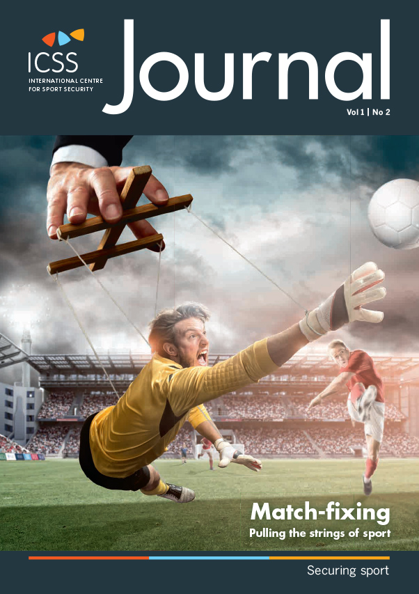 Match-fixing. Pulling the strings of sport.